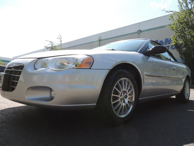 2004 Chrysler Sebring Touring / Convertible / ONly 74K MILES - Photo 9 - Portland, OR 97217