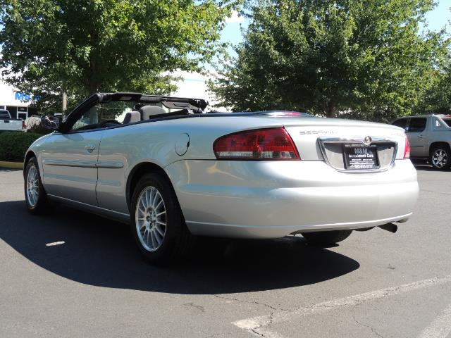 2004 Chrysler Sebring Touring / Convertible / ONly 74K MILES - Photo 7 - Portland, OR 97217