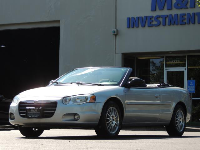 2004 Chrysler Sebring Touring / Convertible / ONly 74K MILES - Photo 1 - Portland, OR 97217