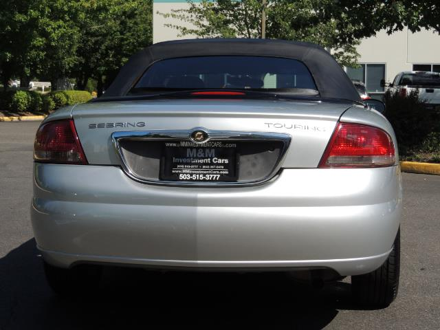 2004 Chrysler Sebring Touring / Convertible / ONly 74K MILES - Photo 34 - Portland, OR 97217