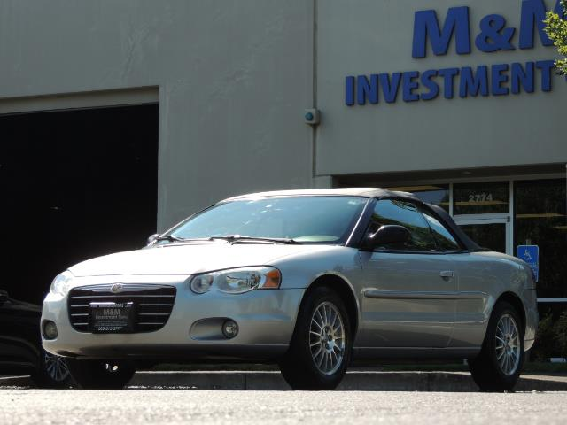 2004 Chrysler Sebring Touring / Convertible / ONly 74K MILES - Photo 52 - Portland, OR 97217