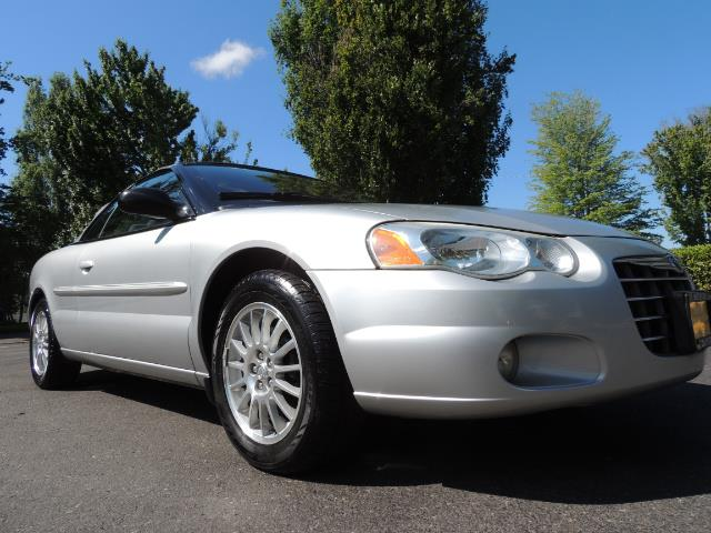 2004 Chrysler Sebring Touring / Convertible / ONly 74K MILES - Photo 10 - Portland, OR 97217