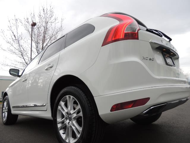 2016 Volvo XC60 T5 Premier / AWD / Leather / Navi / Pano Sunroof - Photo 10 - Portland, OR 97217