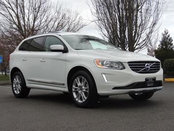 2016 Volvo XC60 T5 Premier / AWD / Leather / Navi / Pano Sunroof SUV
