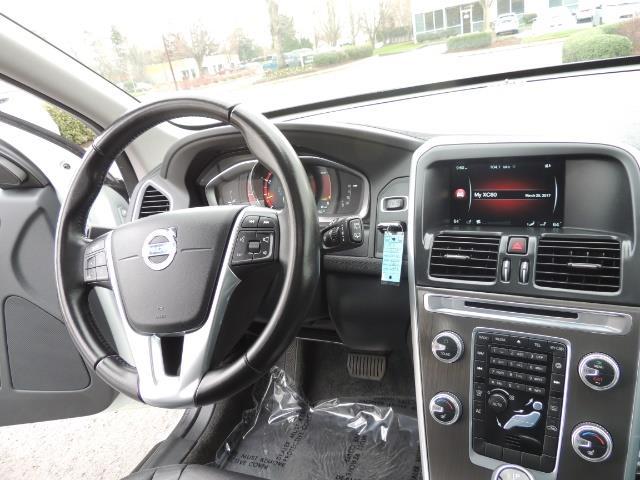 2016 Volvo XC60 T5 Premier / AWD / Leather / Navi / Pano Sunroof - Photo 18 - Portland, OR 97217