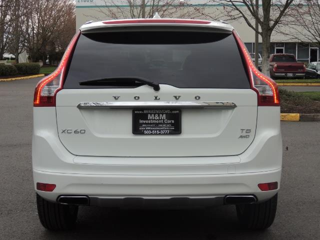 2016 Volvo XC60 T5 Premier / AWD / Leather / Navi / Pano Sunroof - Photo 6 - Portland, OR 97217
