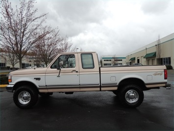 used 1996 ford f 250 xlt 4x4 7 3l turbo diesel 5 speed manual for sale in portland or m. Black Bedroom Furniture Sets. Home Design Ideas