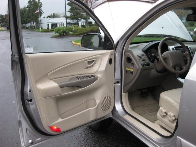 2006 Hyundai Tucson Limited 4WD / Leather / MoonRoof ...