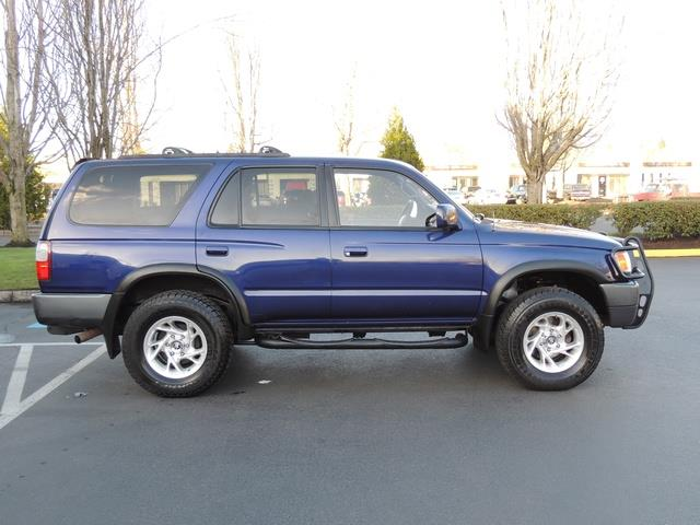 1997 toyota 4runner sr5 4x4 5 speed manual timing belt done. Black Bedroom Furniture Sets. Home Design Ideas