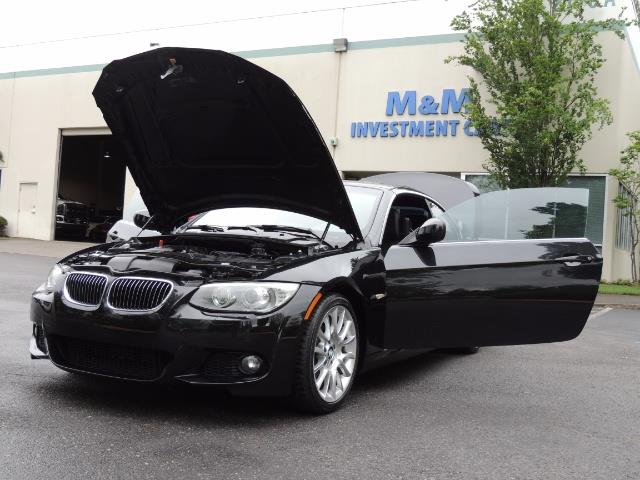2013 BMW 328i M-SPORT Convertible / NAVi / 1-Owner - Photo 25 - Portland, OR 97217
