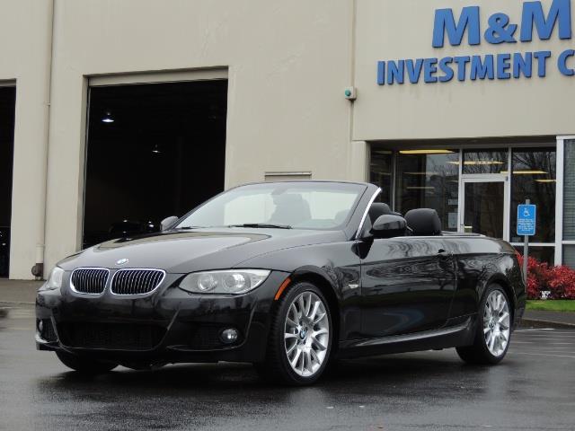 2013 BMW 328i M-SPORT Convertible / NAVi / 1-Owner - Photo 13 - Portland, OR 97217