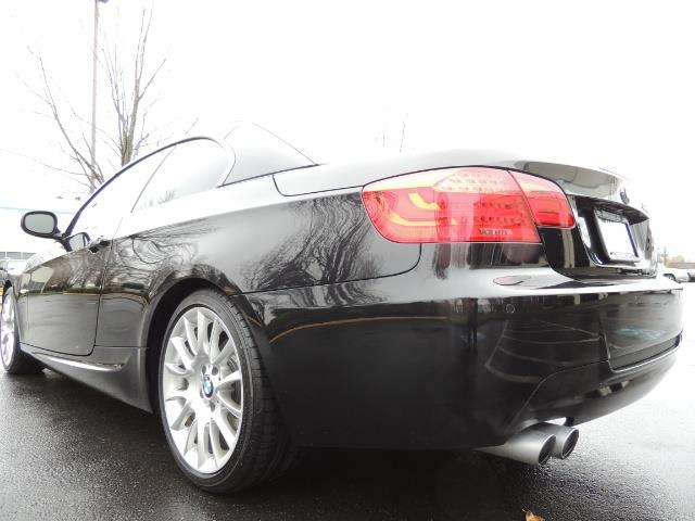 2013 BMW 328i M-SPORT Convertible / NAVi / 1-Owner - Photo 12 - Portland, OR 97217