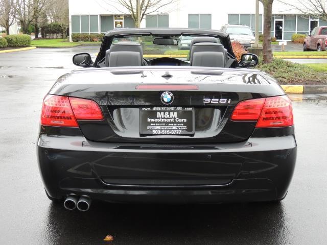 2013 BMW 328i M-SPORT Convertible / NAVi / 1-Owner - Photo 16 - Portland, OR 97217