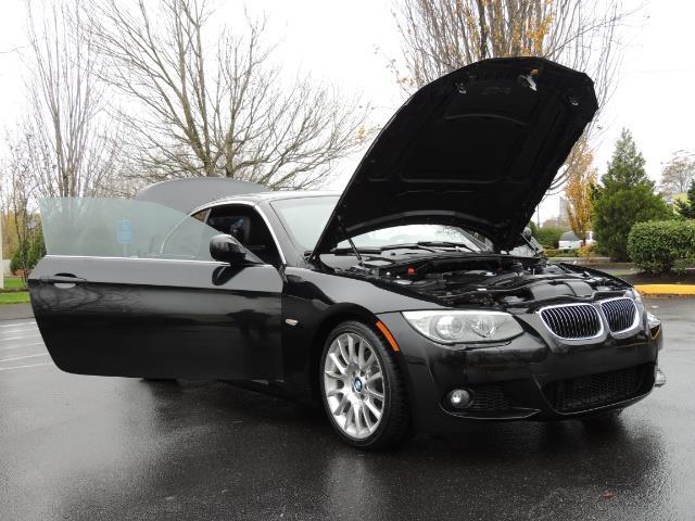 2013 BMW 328i M-SPORT Convertible / NAVi / 1-Owner - Photo 32 - Portland, OR 97217