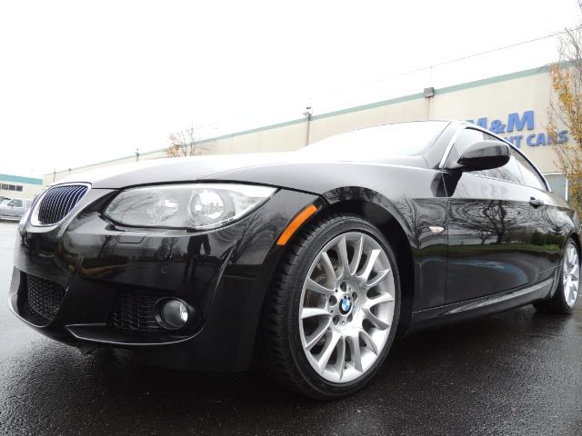2013 BMW 328i M-SPORT Convertible / NAVi / 1-Owner - Photo 9 - Portland, OR 97217
