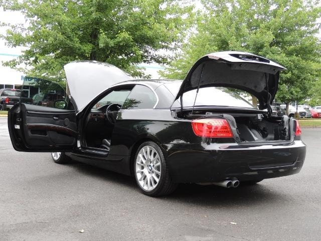 2013 BMW 328i M-SPORT Convertible / NAVi / 1-Owner - Photo 27 - Portland, OR 97217