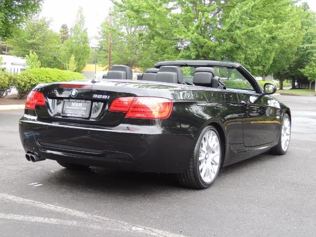 2013 BMW 328i M-SPORT Convertible / NAVi / 1-Owner - Photo 8 - Portland, OR 97217