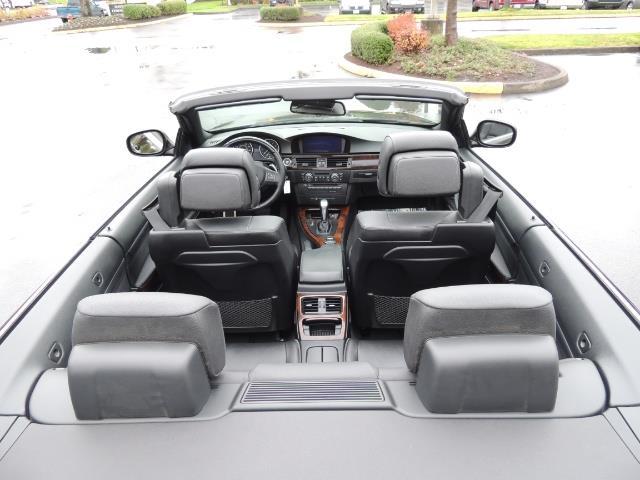 2013 BMW 328i M-SPORT Convertible / NAVi / 1-Owner - Photo 48 - Portland, OR 97217