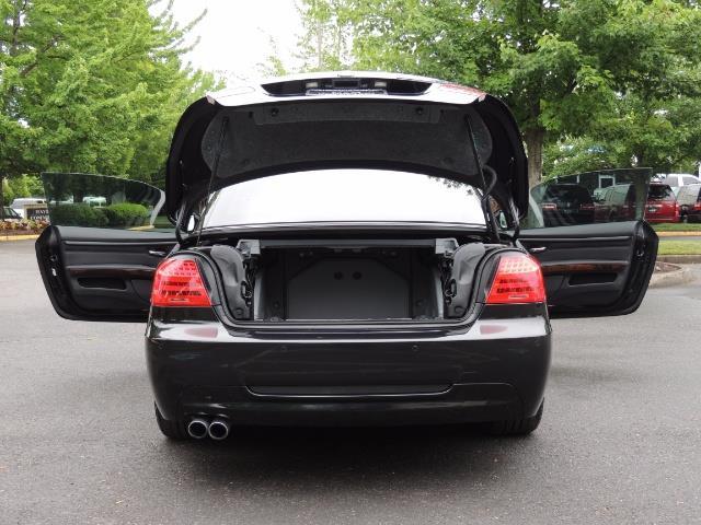 2013 BMW 328i M-SPORT Convertible / NAVi / 1-Owner - Photo 28 - Portland, OR 97217
