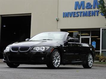 2013 BMW 328i M-SPORT Convertible / NAVi / 1-Owner Convertible