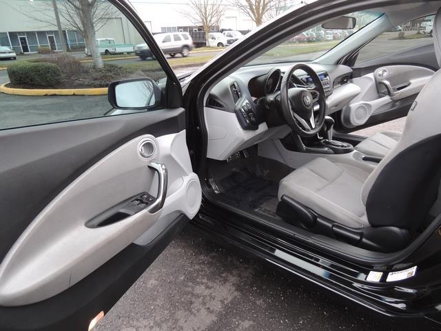2011 Honda CR-Z EX / Hatchback / Hybrid / 1-OWNER / Excel Cond - Photo 13 - Portland, OR 97217