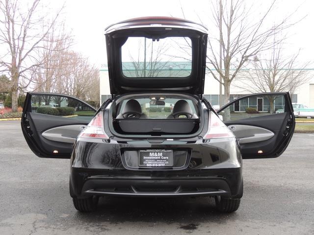 2011 Honda CR-Z EX / Hatchback / Hybrid / 1-OWNER / Excel Cond - Photo 28 - Portland, OR 97217