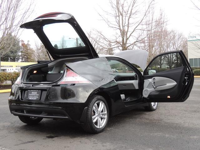 2011 Honda CR-Z EX / Hatchback / Hybrid / 1-OWNER / Excel Cond - Photo 24 - Portland, OR 97217