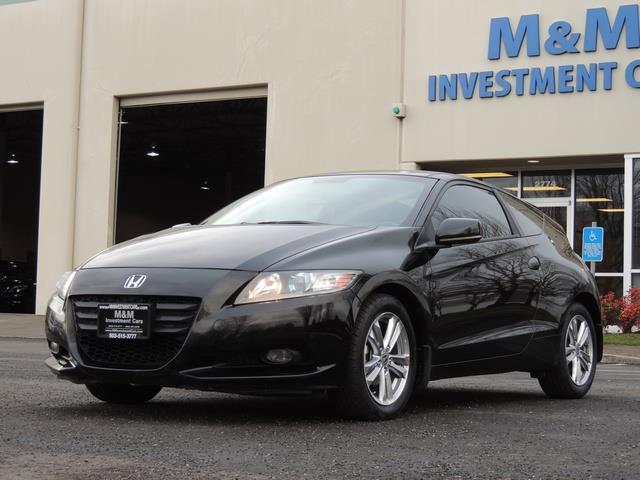2011 Honda CR-Z EX / Hatchback / Hybrid / 1-OWNER / Excel Cond - Photo 41 - Portland, OR 97217