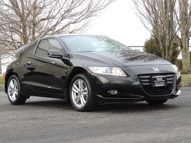 2011 Honda CR-Z EX / Hatchback / Hybrid / 1-OWNER / Excel Cond - Photo 2 - Portland, OR 97217