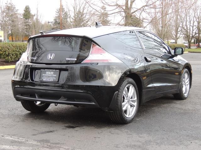 2011 Honda CR-Z EX / Hatchback / Hybrid / 1-OWNER / Excel Cond - Photo 8 - Portland, OR 97217