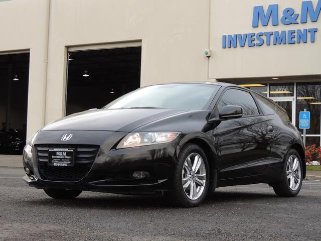 2011 Honda CR-Z EX / Hatchback / Hybrid / 1-OWNER / Excel Cond - Photo 1 - Portland, OR 97217