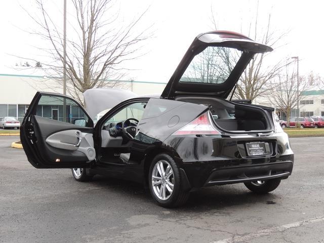 2011 Honda CR-Z EX / Hatchback / Hybrid / 1-OWNER / Excel Cond - Photo 27 - Portland, OR 97217