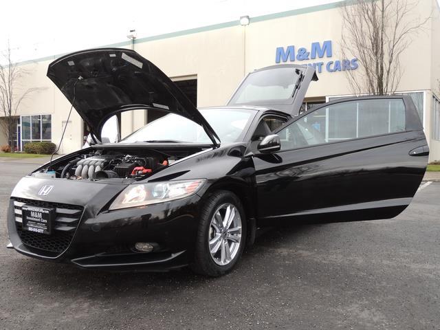 2011 Honda CR-Z EX / Hatchback / Hybrid / 1-OWNER / Excel Cond - Photo 25 - Portland, OR 97217