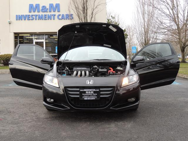 2011 Honda CR-Z EX / Hatchback / Hybrid / 1-OWNER / Excel Cond - Photo 30 - Portland, OR 97217