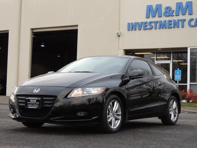 2011 Honda CR-Z EX / Hatchback / Hybrid / 1-OWNER / Excel Cond - Photo 40 - Portland, OR 97217