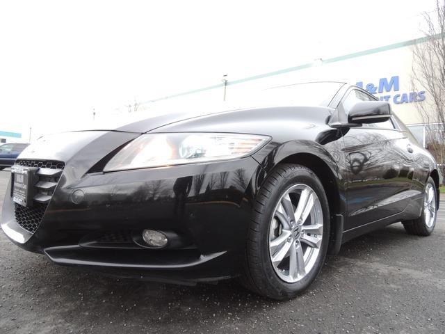 2011 Honda CR-Z EX / Hatchback / Hybrid / 1-OWNER / Excel Cond - Photo 11 - Portland, OR 97217