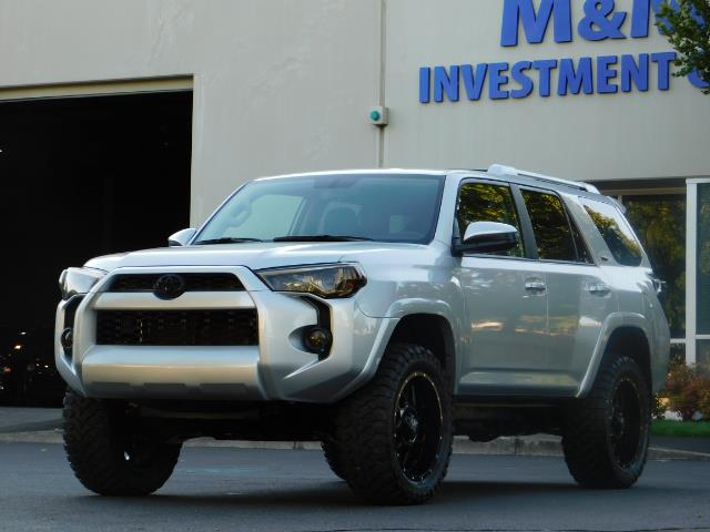 2016 Toyota 4Runner SR5 / 4WD / THIRD SEAT / LIFTED LIFTED - Photo 53 - Portland, OR 97217
