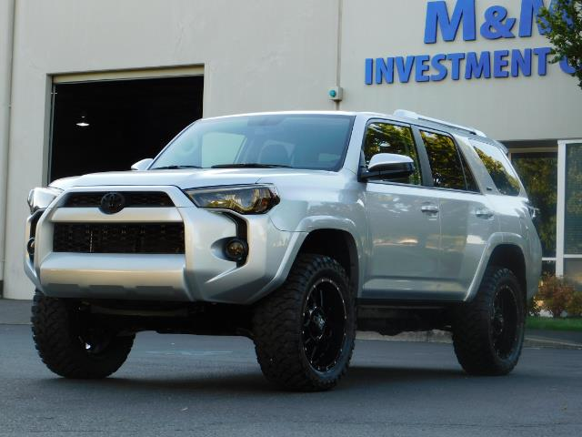2016 Toyota 4Runner SR5 / 4WD / THIRD SEAT / LIFTED LIFTED - Photo 43 - Portland, OR 97217