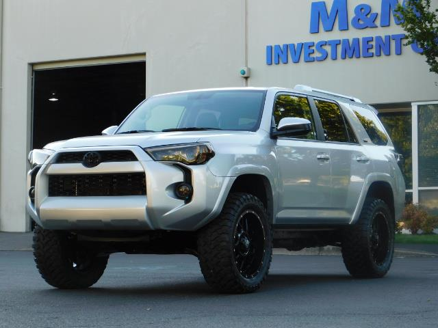 2016 Toyota 4Runner SR5 / 4WD / THIRD SEAT / LIFTED LIFTED - Photo 48 - Portland, OR 97217