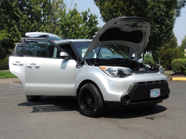2014 Kia Soul Sport Utility / Premium Wheels / 1-OWNER - Photo 31 - Portland, OR 97217
