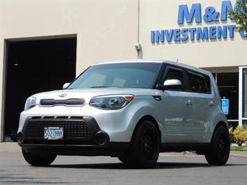 2014 Kia Soul Sport Utility / Premium Wheels / 1-OWNER Wagon