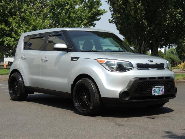 2014 Kia Soul Sport Utility / Premium Wheels / 1-OWNER - Photo 2 - Portland, OR 97217