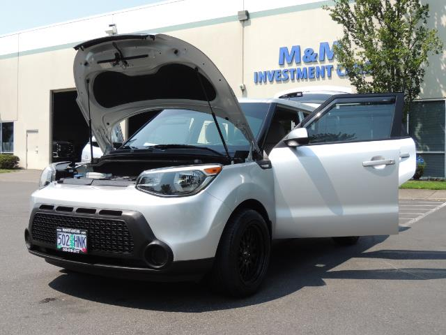 2014 Kia Soul Sport Utility / Premium Wheels / 1-OWNER - Photo 25 - Portland, OR 97217