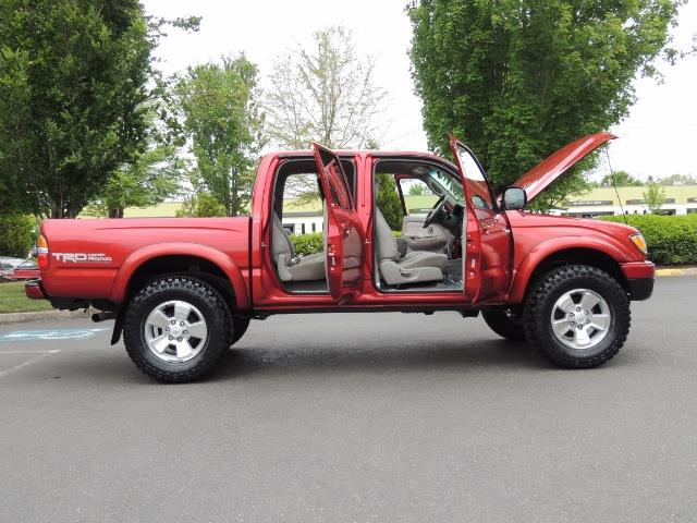 "2002 Toyota Tacoma V6 4dr Double Cab 4WD Lifted 33 ""Mud RR DIF - Photo 10 - Portland, OR 97217"