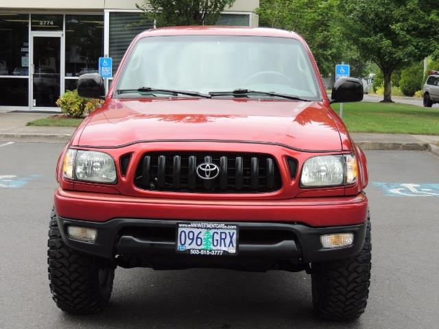 "2002 Toyota Tacoma V6 4dr Double Cab 4WD Lifted 33 ""Mud RR DIF - Photo 5 - Portland, OR 97217"