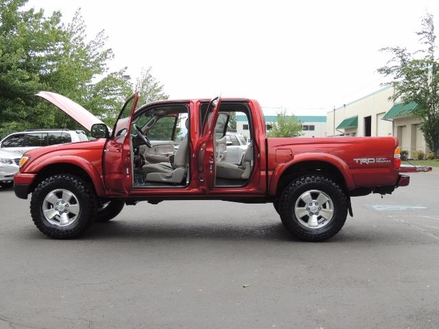 "2002 Toyota Tacoma V6 4dr Double Cab 4WD Lifted 33 ""Mud RR DIF - Photo 9 - Portland, OR 97217"