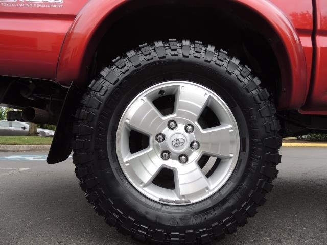 "2002 Toyota Tacoma V6 4dr Double Cab 4WD Lifted 33 ""Mud RR DIF - Photo 38 - Portland, OR 97217"