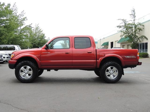 "2002 Toyota Tacoma V6 4dr Double Cab 4WD Lifted 33 ""Mud RR DIF - Photo 4 - Portland, OR 97217"