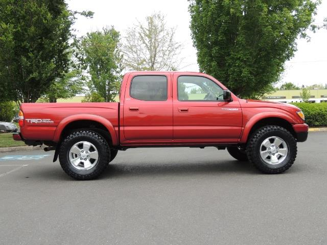 "2002 Toyota Tacoma V6 4dr Double Cab 4WD Lifted 33 ""Mud RR DIF - Photo 3 - Portland, OR 97217"