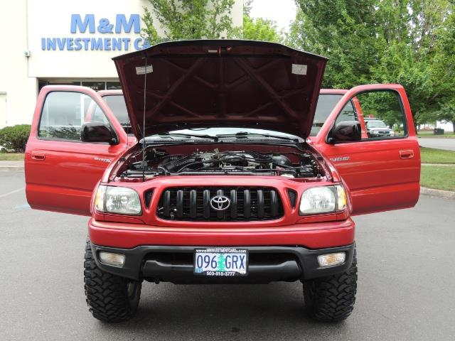 "2002 Toyota Tacoma V6 4dr Double Cab 4WD Lifted 33 ""Mud RR DIF - Photo 31 - Portland, OR 97217"